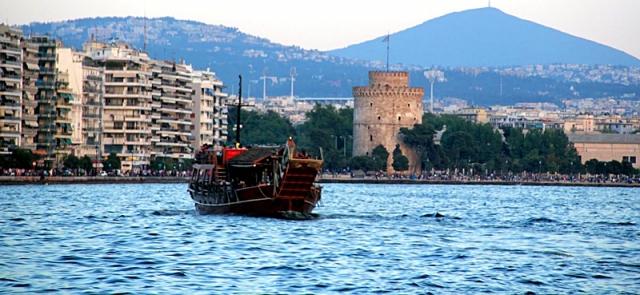 Цікаві місця Салоніки: Морська прогулянка