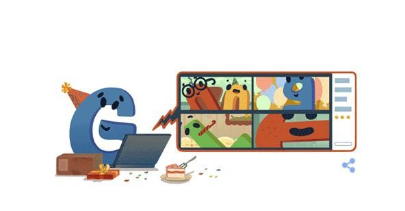День народження Google 2020