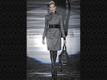 Gucci пропонує «войовничу» моду