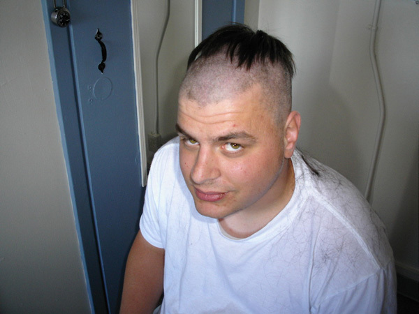 Сам себе парикмахер