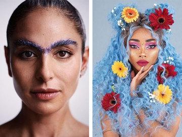 Смелые тренды в макияже 2021