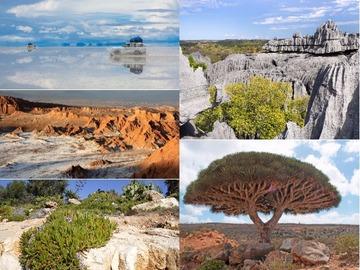 ТОП-5 найфантастичніших пейзажів світу