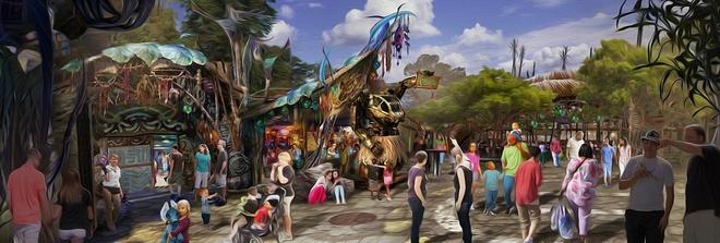 Walt Disney World - АВАТАР