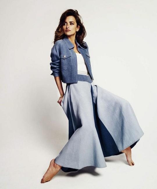 Пенелопа Крус для Harper's Bazaar Spain