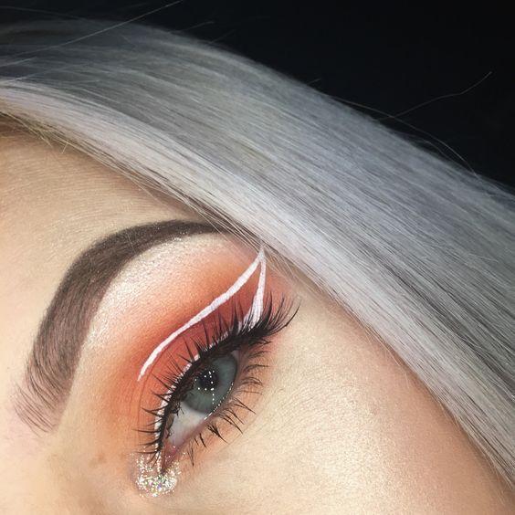 Макияж глаз на 2018 год