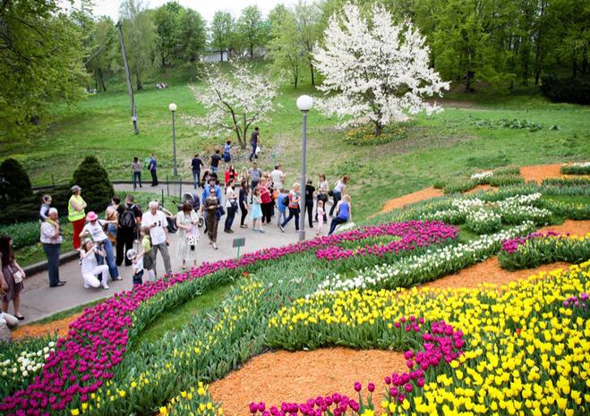 Куда пойти в Киеве: лучшие события мая