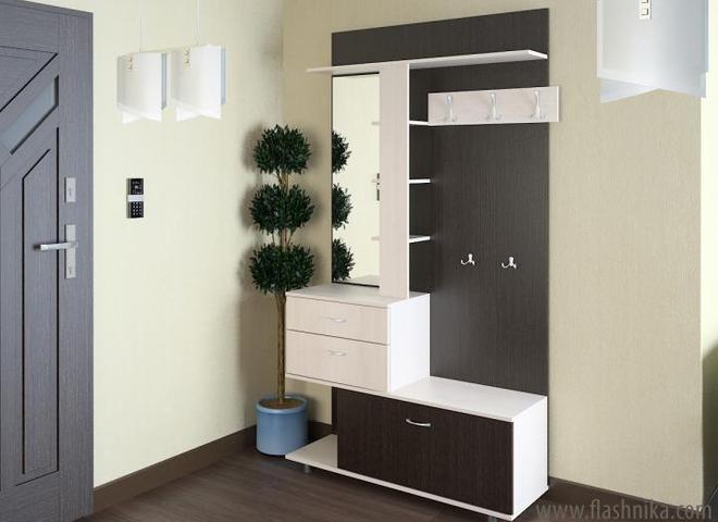 Мебель в прихожую от производителя Flash-Nika Мебель