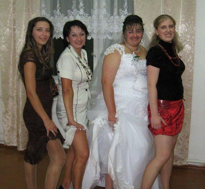 Атмосфера русских свадеб