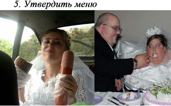 Памятка брачующимся