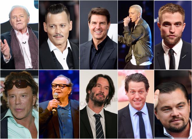 10 сексуальных комплексов мужчин-знаменитостей