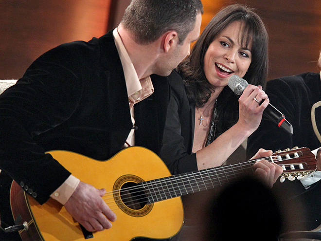 Наталья и Виталий Кличко