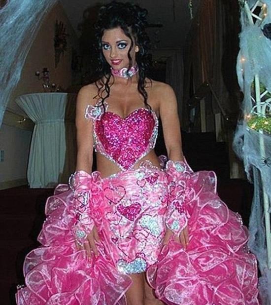 """Страшно """"красивые"""" свадебные платья"""