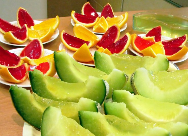 Цветная диета защитит от осенних кило!