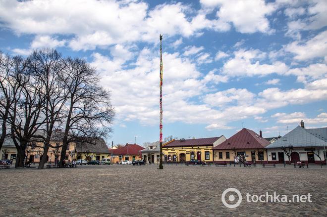 Майские праздники в Польше