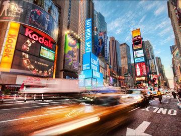 Куди поїхати в жовтні: осінь в Нью-Йорку