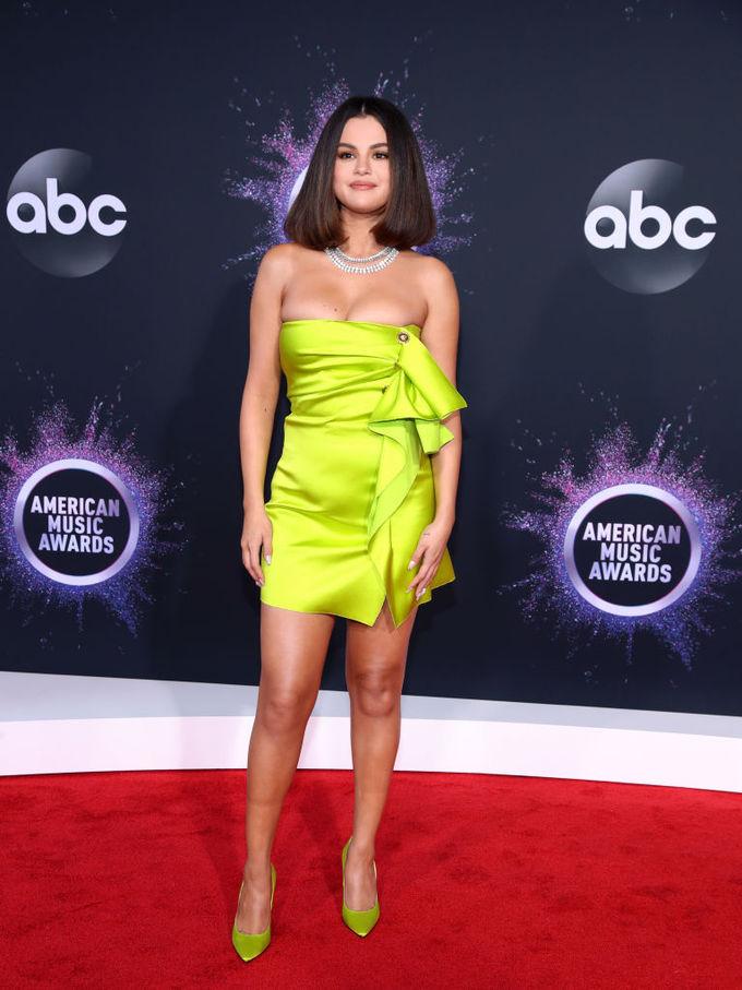 American Music Awards 2019: кращі образи зірок