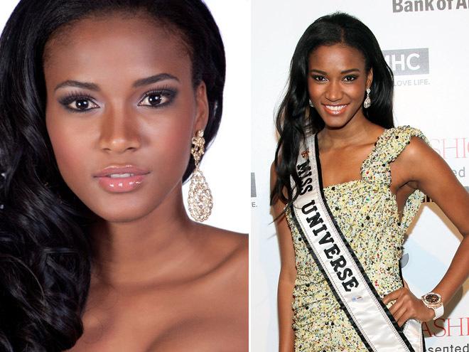 Лейла Лопес, «Мисс Вселенная 2011»