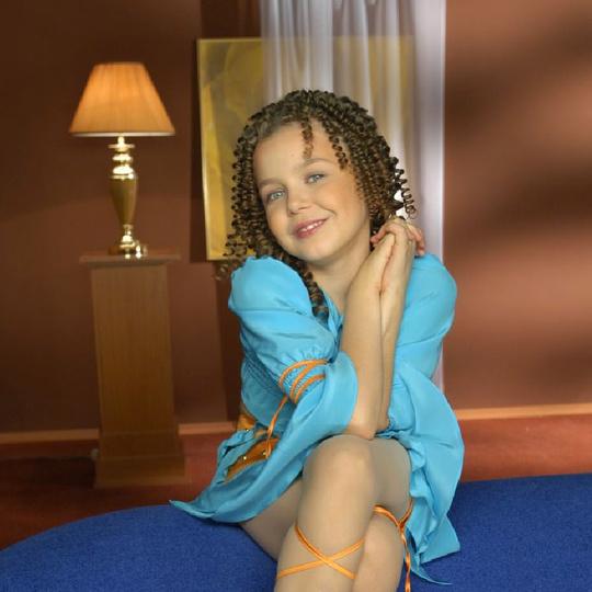 детские фото Алины Гросу