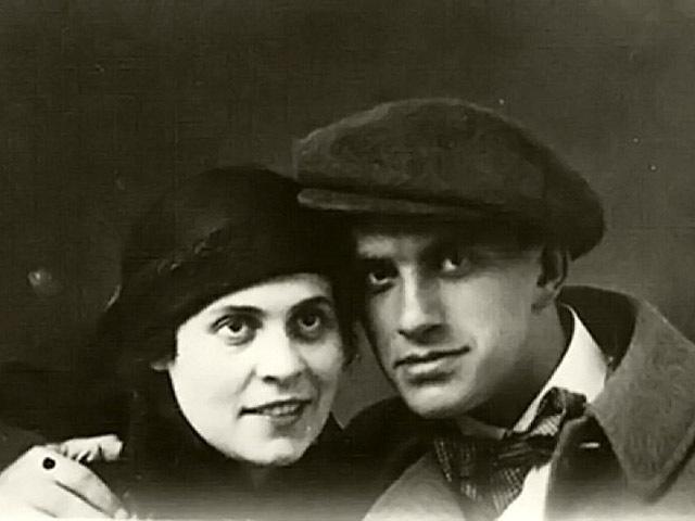 История любви: Владимир Маяковский и Лиля Брик