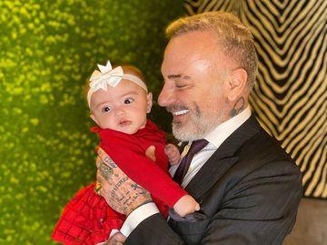 Джанлука Вакки с дочерью