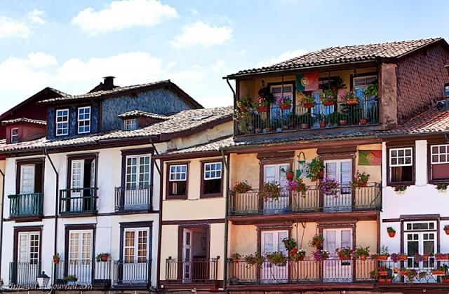 Куда поехать на один день из Порту: город Гимараеш