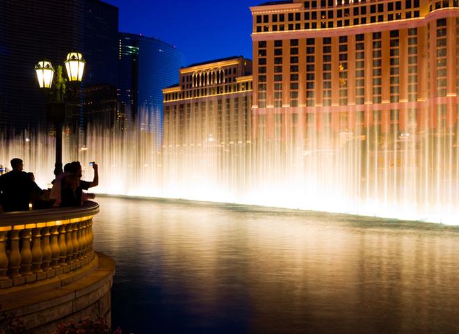 Найкрасивіші фонтани світу