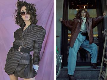 Макияж в стиле жен бандитов из 90-х: новый тренд в ТикТок