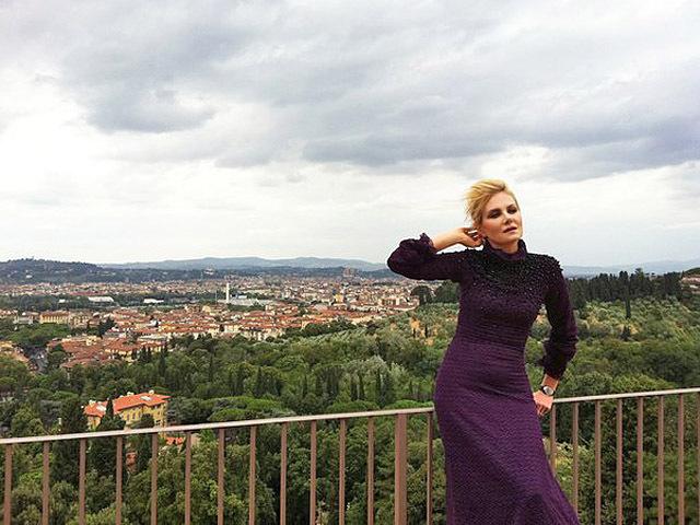 Рената Литвинова в фотосесси