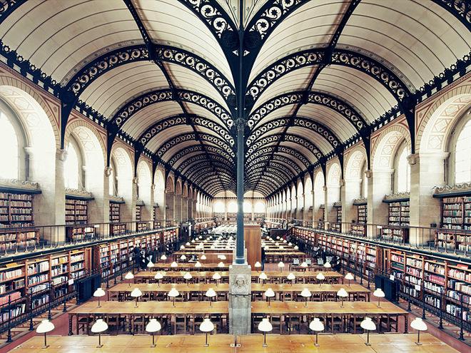Найкрасивіші старовинні бібліотеки в об'єктиві Френка Бобота