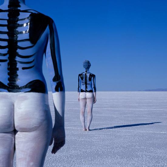 Необычный боди-арт от Jean-Paul Bourdier