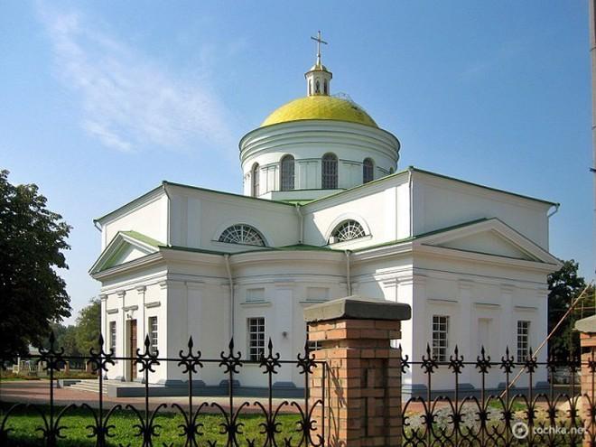 Белая Церковь достопримечательности