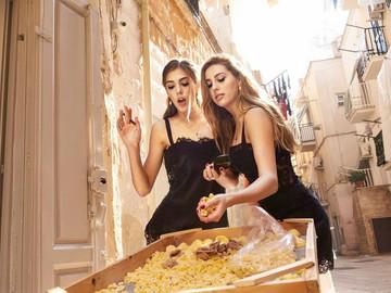 Доньки Сильвестра Сталлоне Dolce & Gabbana