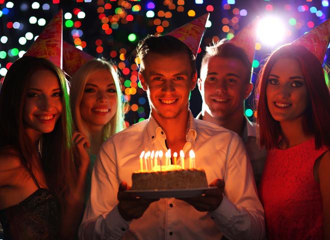 Привітання з Днем народження в прозі для чоловіка