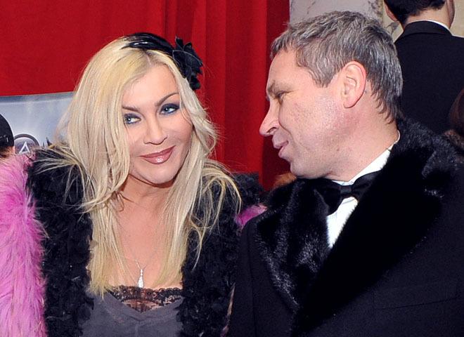 Ірина Білик та Владислав Лук'янов