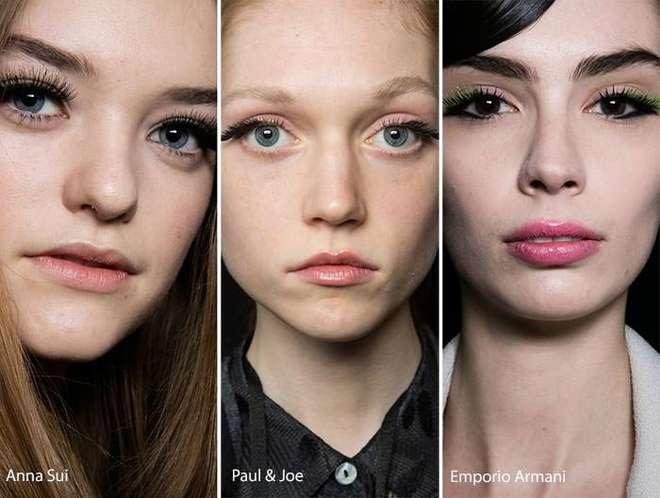 Осінній макіяж 2016: 5 головних тенденцій