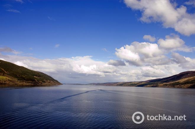 Чудовище озера Лох-Несс: миф или реальность
