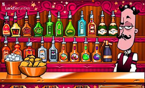 Открытка с Днем бармена