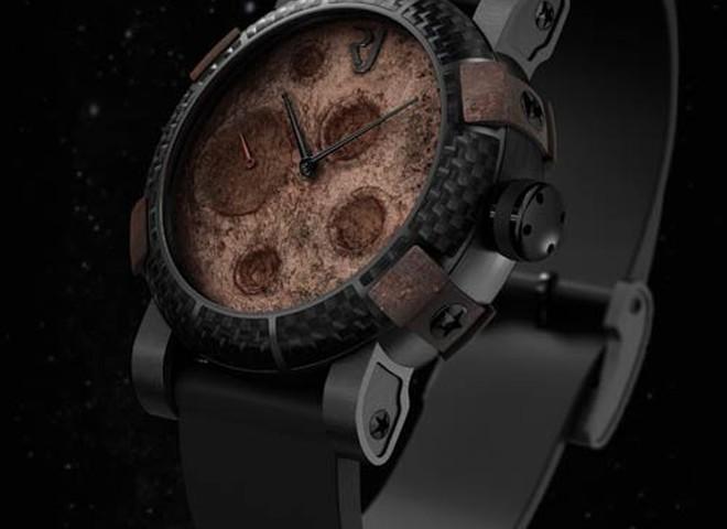 Космические часы Romain Jerome
