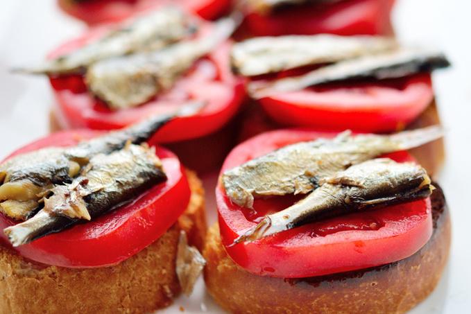 Блюда для пикника
