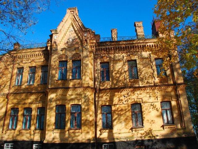 5 дивовижних палаців України