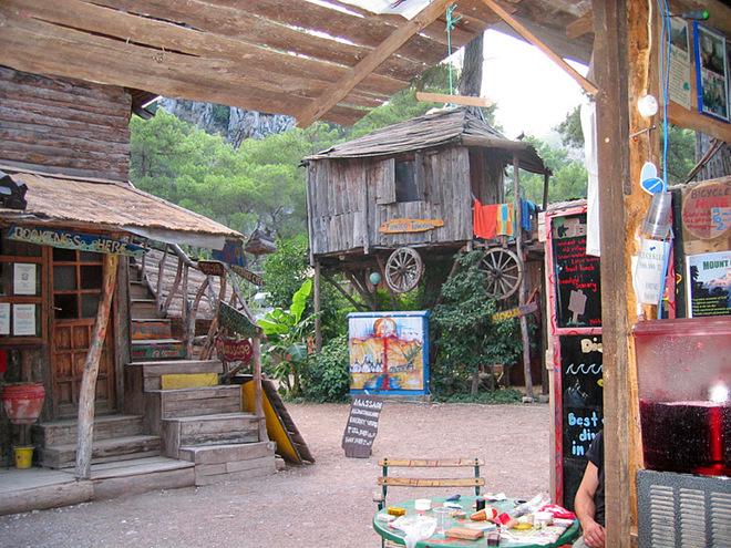 Kadir's Tree House - Олімпос, Туреччина