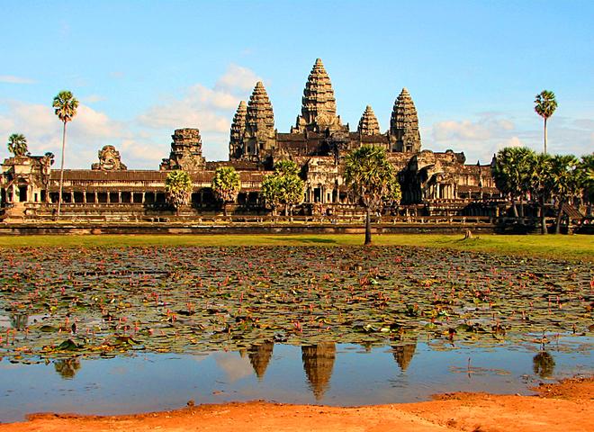 Ангкор за один день