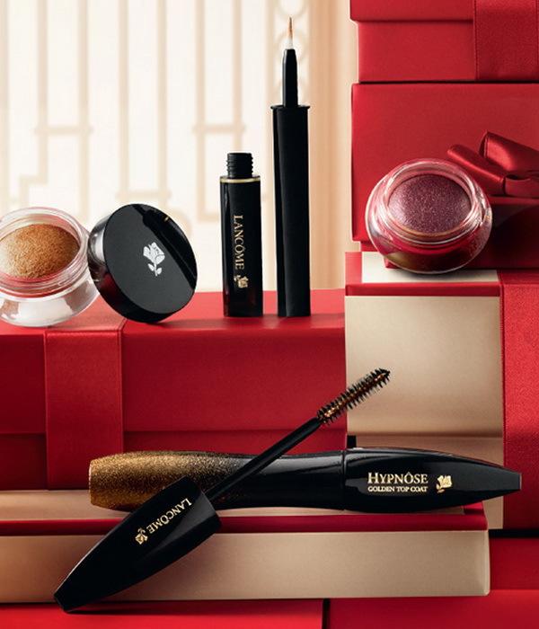 Новогодняя коллекция макияжа 2016 от Lancome