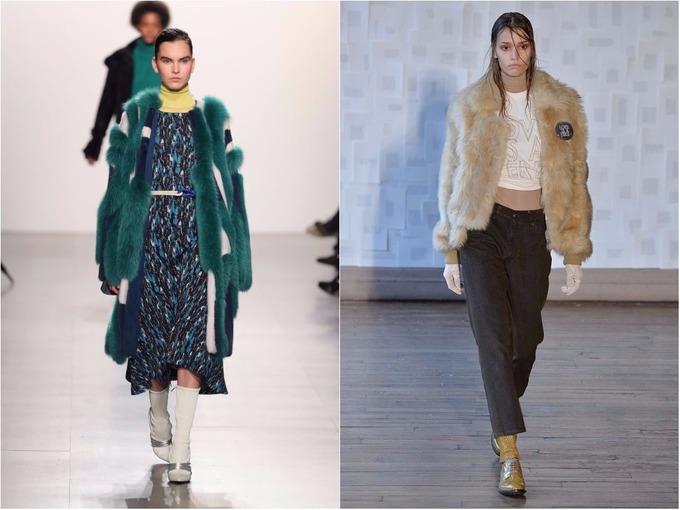 Модные вещи в 2018 году