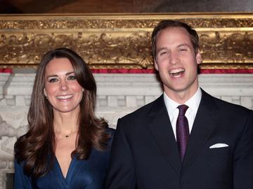 Кейт Міддлтон та принц Уільям