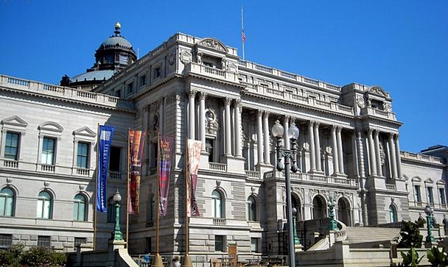 Найкрасивіші бібліотеки: Бібліотека Конгресу США, Вашингтон