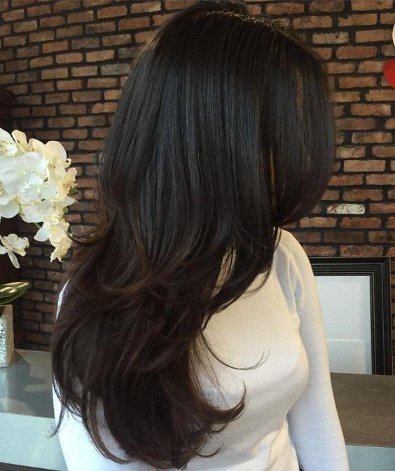 Каскад стрижка на длинные волосы в домашних условиях своими руками