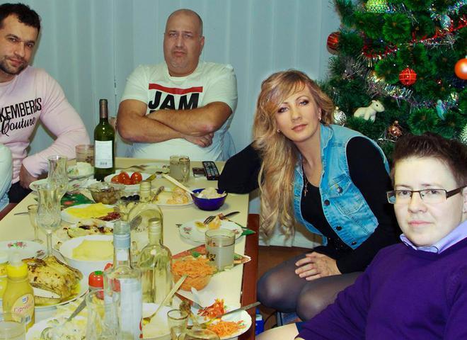 Новый год Литвинковича и Мостового