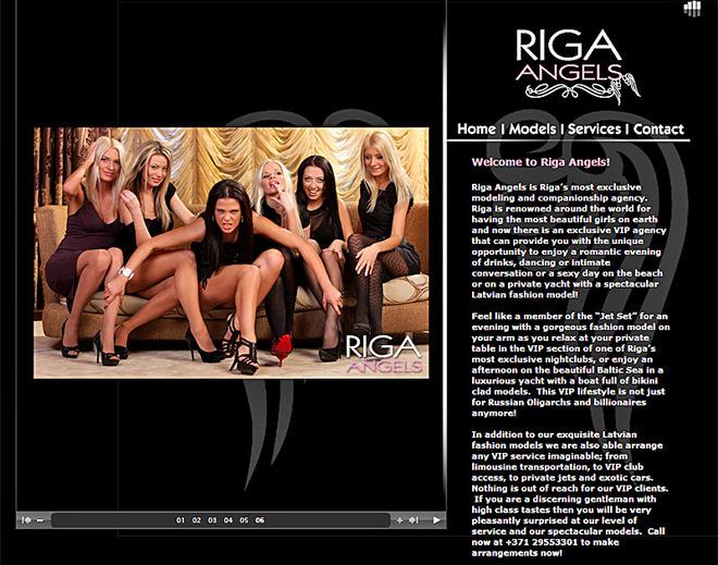 Рига - новая столица секс-туризма в Европе