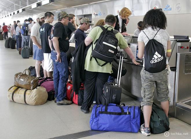 Что делать в случае отмены рейса